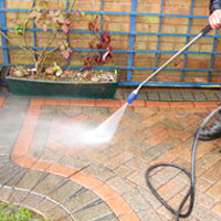 Patio Cleaning Mill Hill